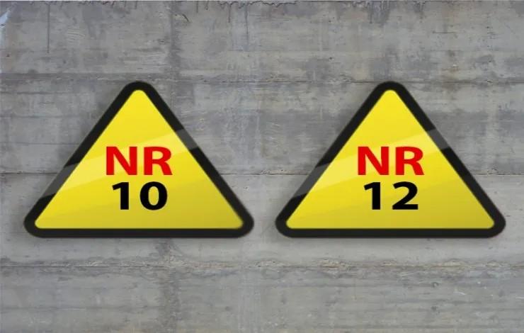 A importância da NR-10 e NR-12 dentro das indústrias