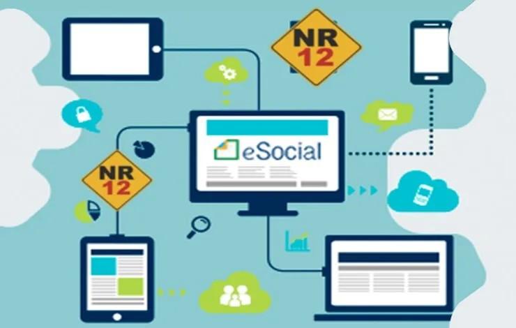 O que você precisa saber para se adequar ao e-Social e a NR-12!
