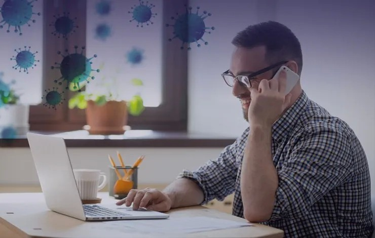 Covid-19 expõe janela de oportunidades  para trabalho remoto e IoT